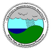 Certified Erosion Control Practices
